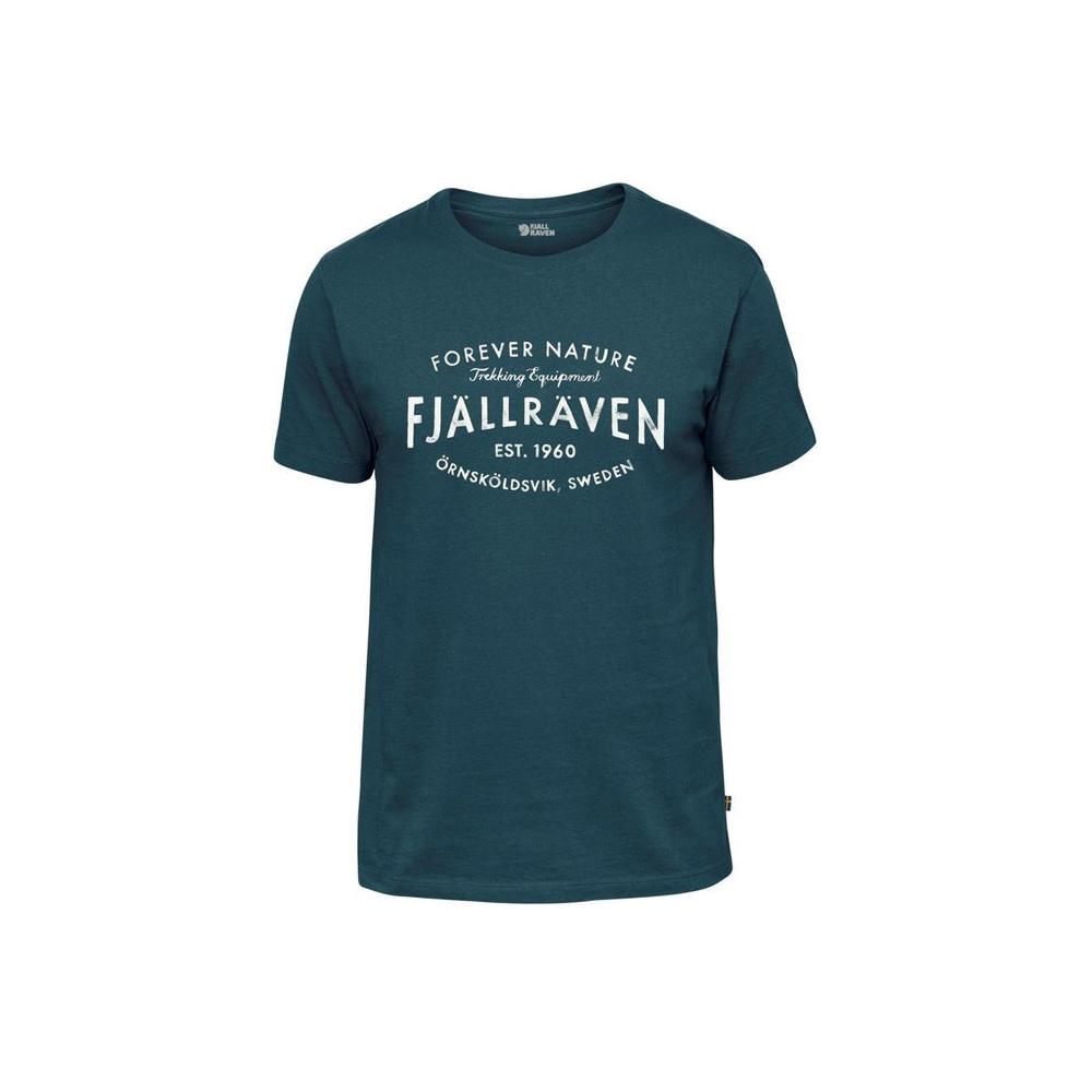 Fjällräven Est. 1960 T-Shirt - Dusk-1