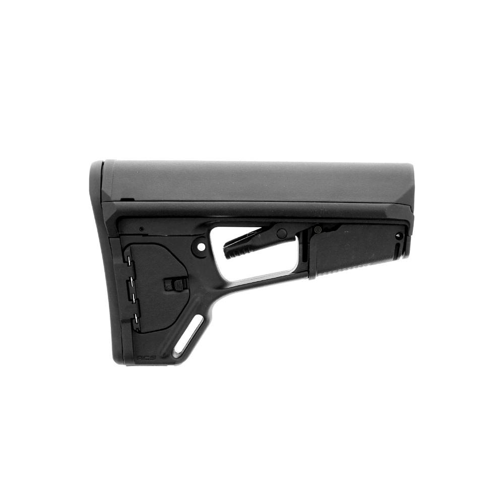 Magpul ACS-L Carbine Stock - Mil Spec - Black-1