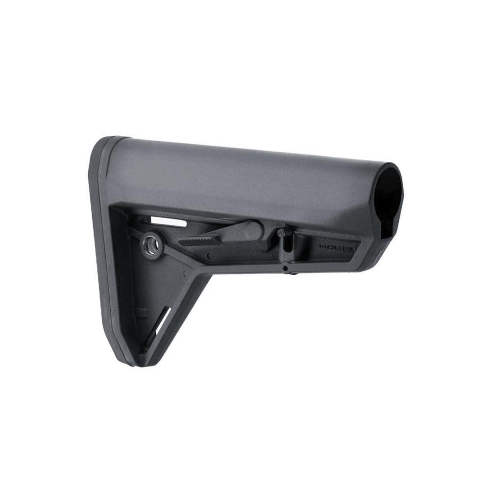 Magpul MOE SL Carbine Stock - Mil Spec - Stealth Gray-1
