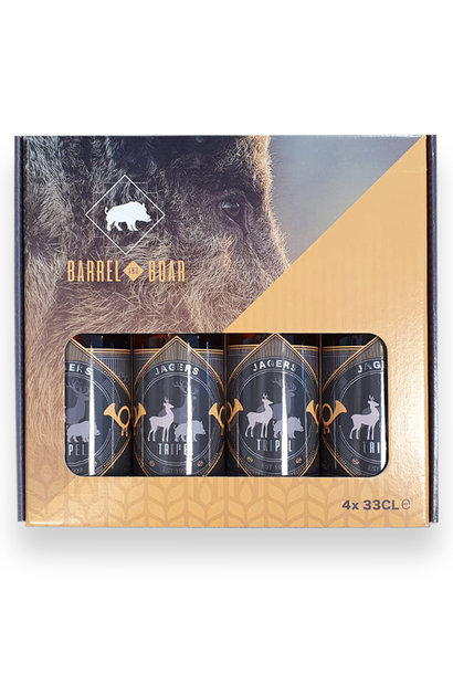 Jagerstripel 4-pack