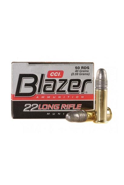 CCI Blazer 40Gr.  .22 LR