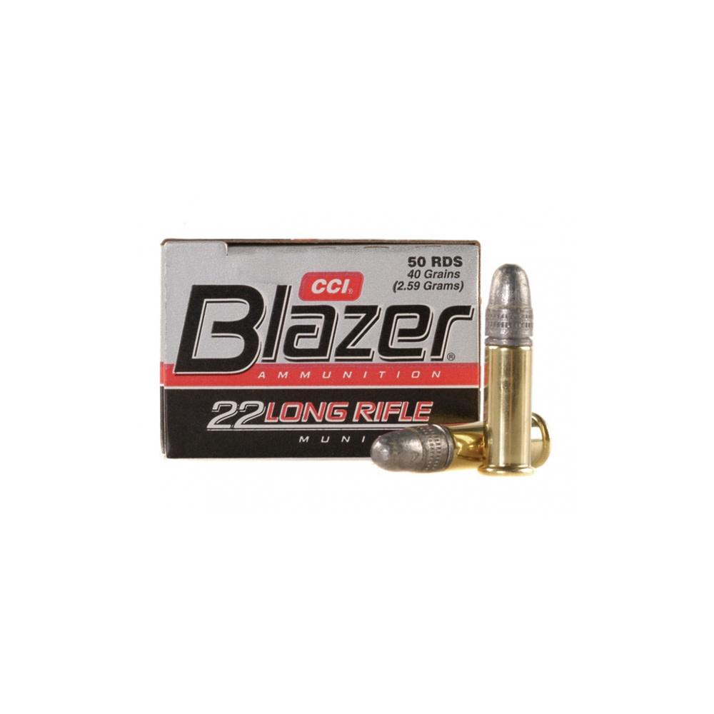 CCI Blazer 40Gr.  .22 LR-1