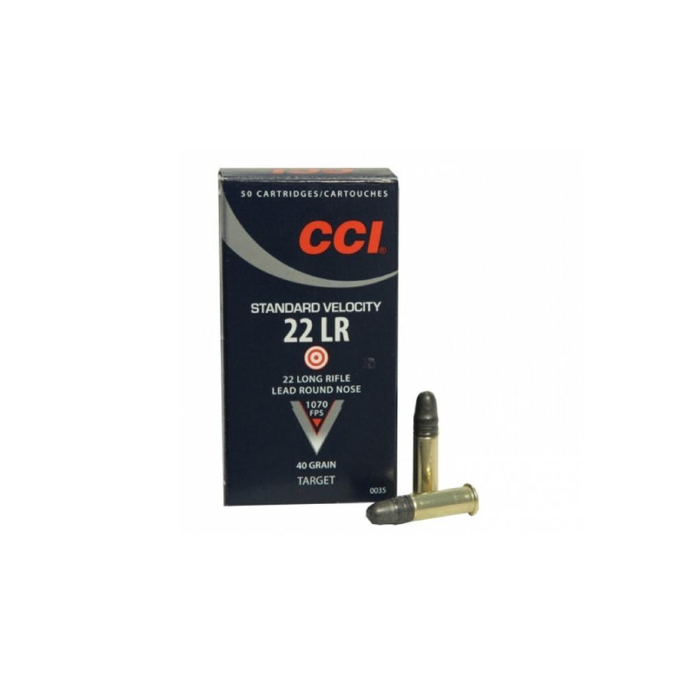 CCI Standard 40Gr .22 LR-1