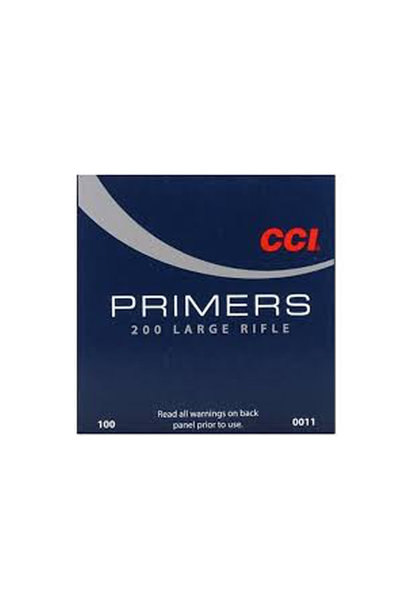 CCI Large Rifle Primers No. 200