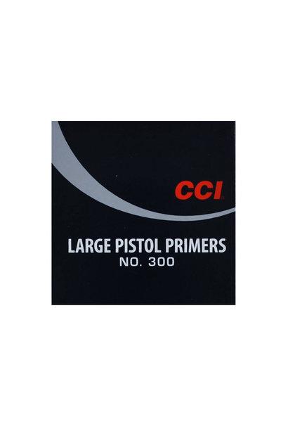 CCI Large Pistol Primers No.300