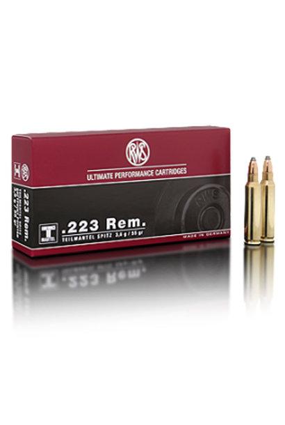 RWS TMS 55Gr. .223 Rem