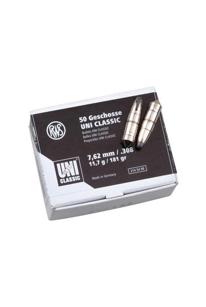 RWS Uni Classic 181gr. (.308) 7,62mm