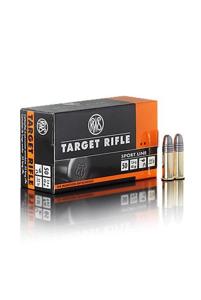 RWS Target Rifle .22LR (50st/box)