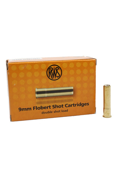 RWS Flobert Double Charge 9mm