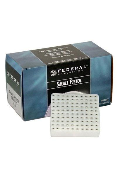Federal Small Pistol Primers No. 100