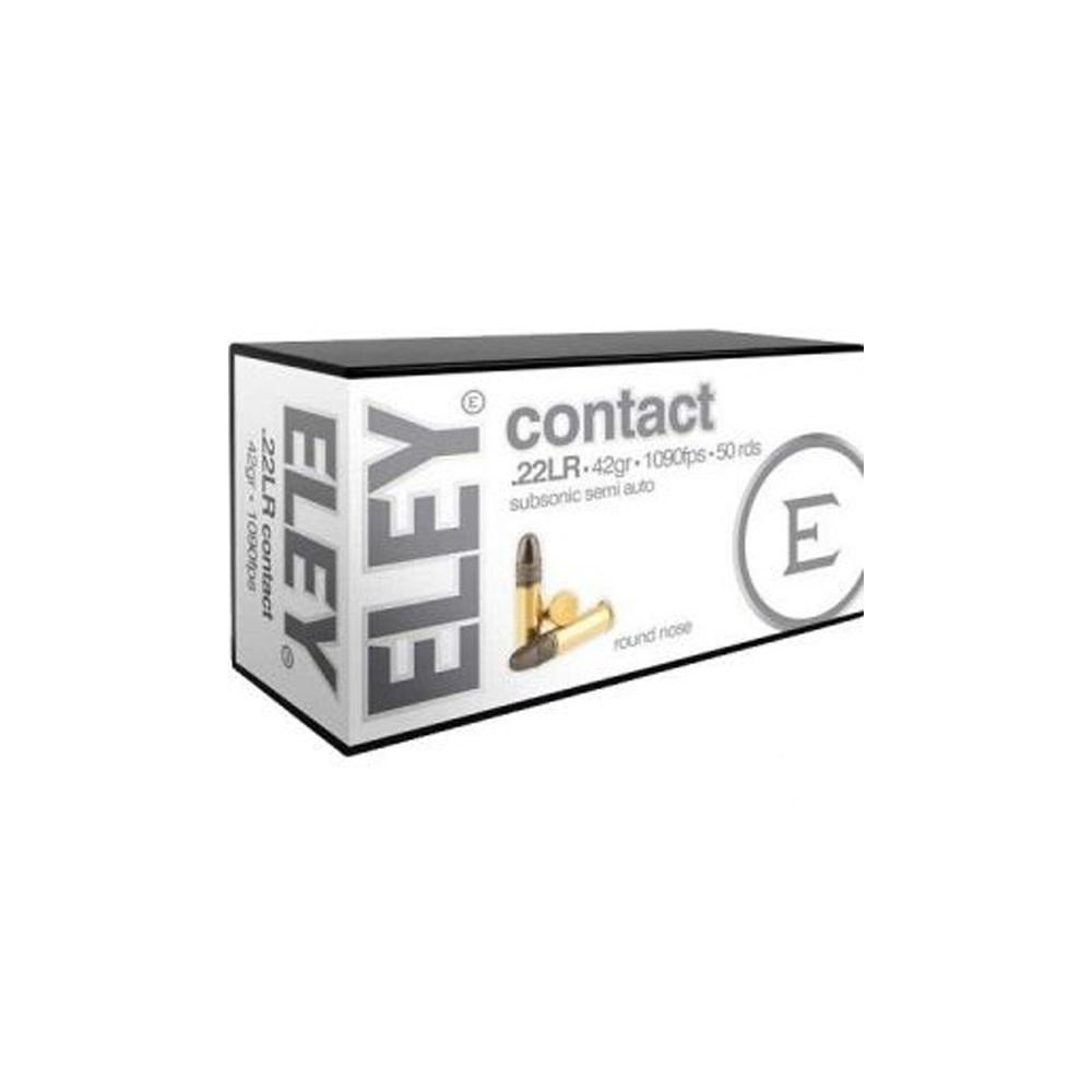 Eley Contact .22 LR-1