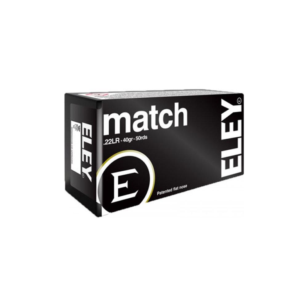 Eley Match .22 LR-1
