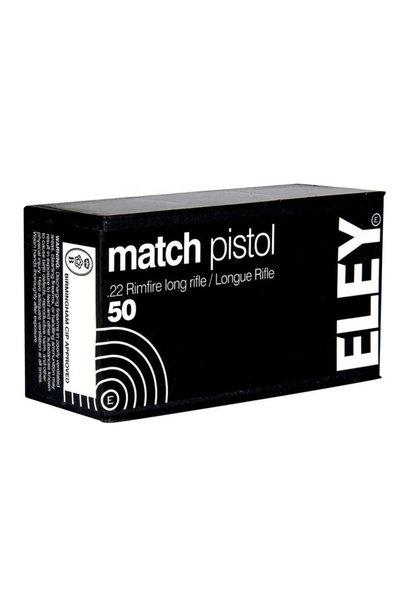 Eley Match Pistol .22 LR