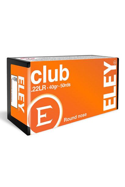 Eley Club .22 LR