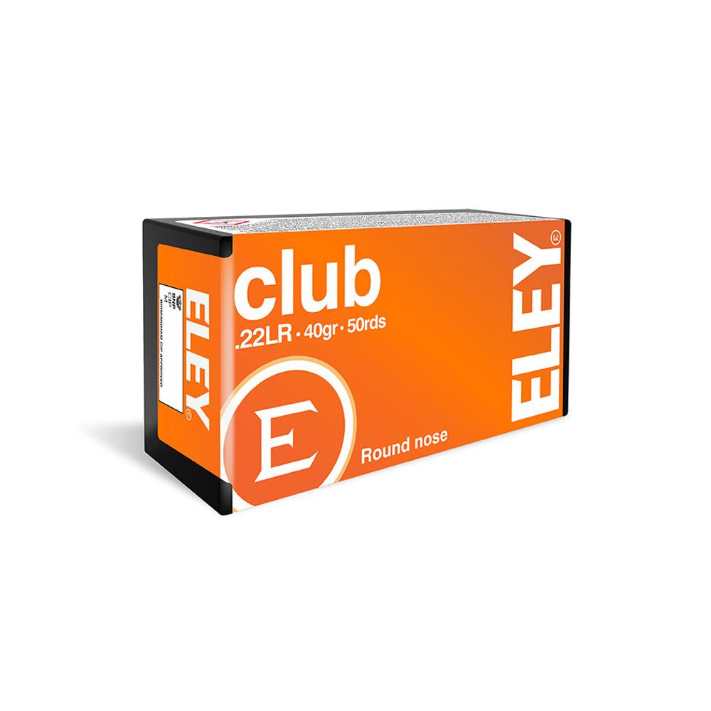 Eley Club .22 LR-1