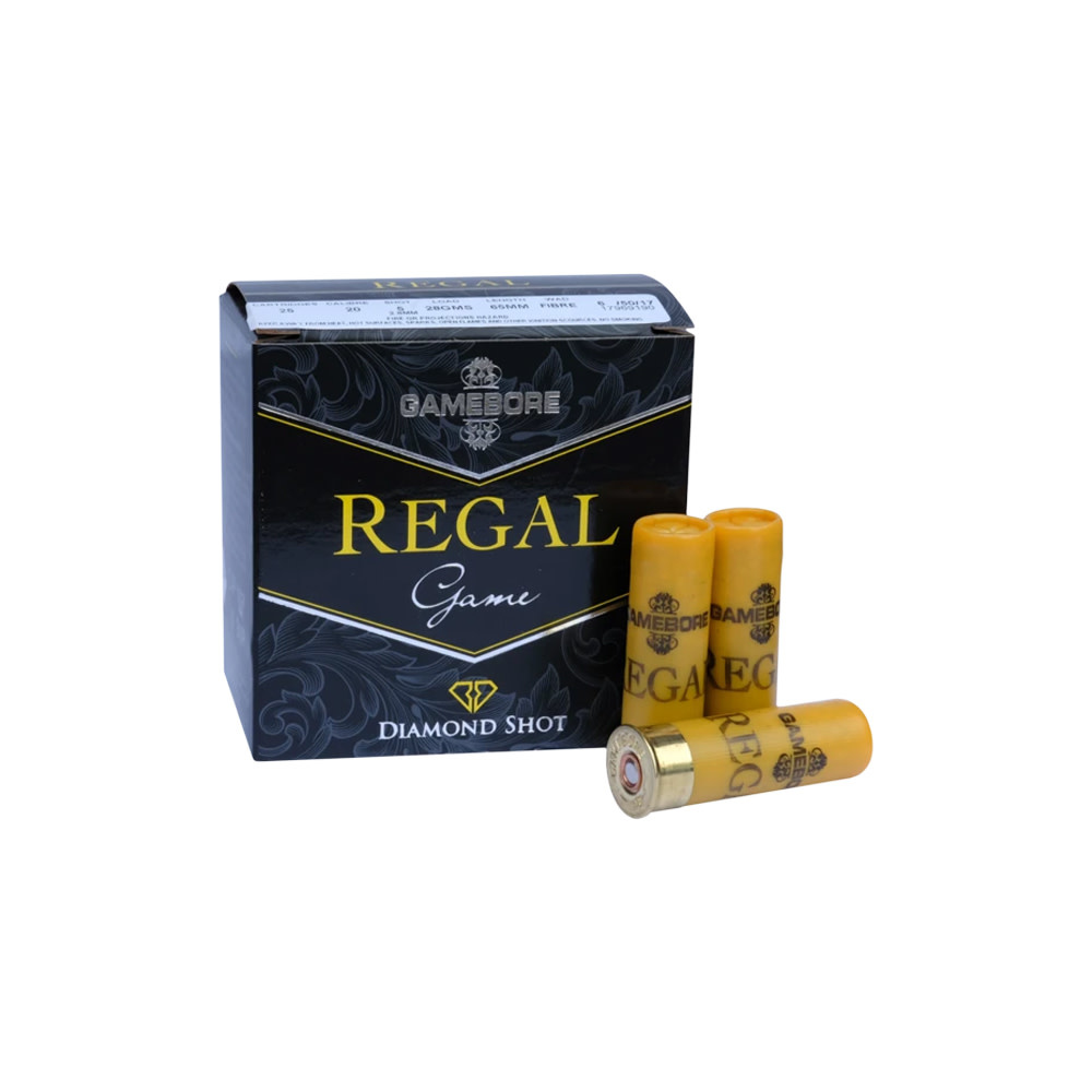 Gamebore Regal Diamond Shot 28g H6 Lood 16-1