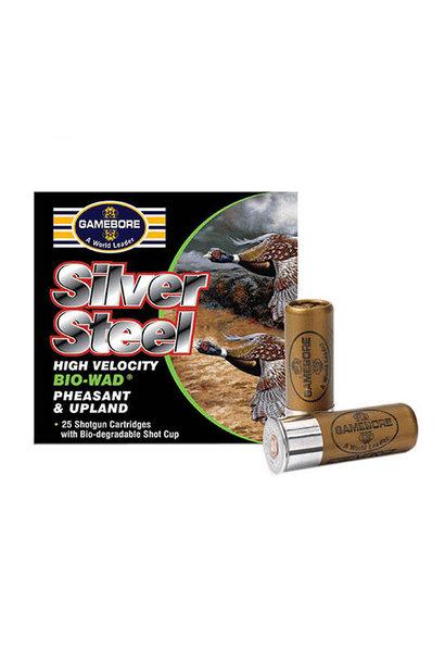 Gamebore Silver Steel Bio Wad 32g H4 12