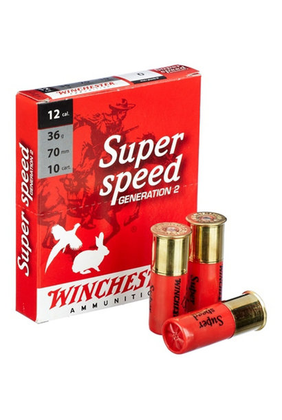 Winchester Super Speed 36g H5 Lood 12