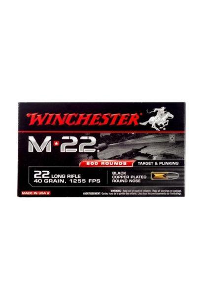 Winchester M-22 .22LR 1600 Round Bulk Box