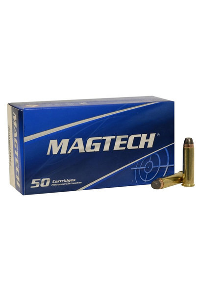Magtech  SJSP Flat 158gr. .357 Magnum