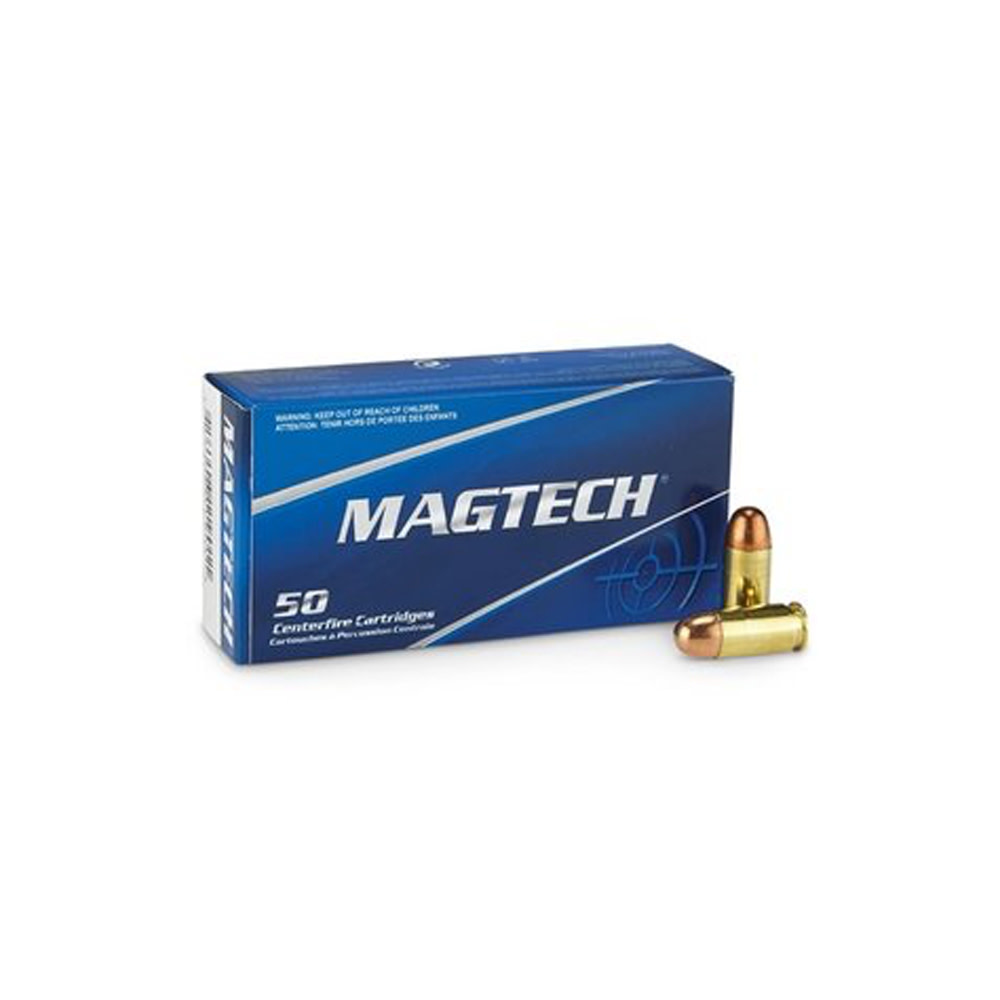Magtech FMJ 230gr. .45 ACP-1