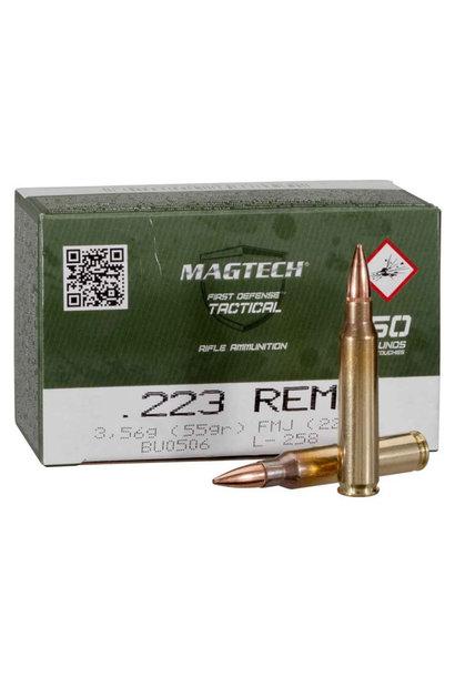 Magtech FMJ 55gr.  .223 Rem
