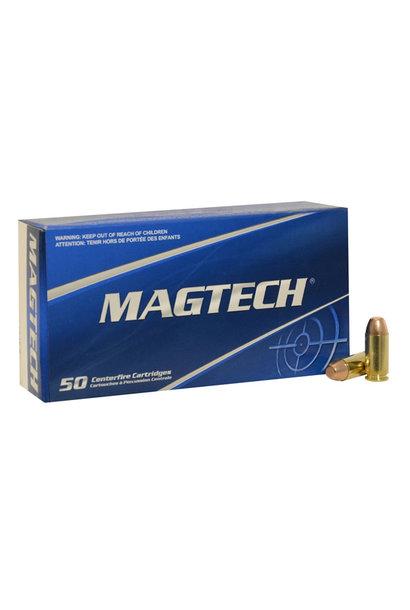 Magtech FMJ Flat 180gr. .40 S&W