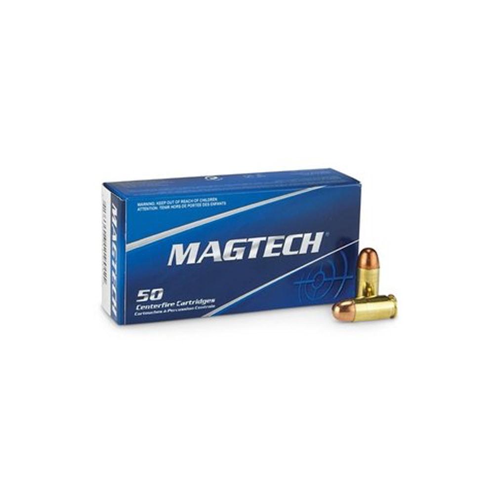 Magtech FMJ-SWC 230gr. .45 ACP-1
