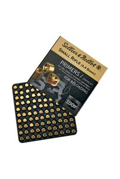 Sellier & Bellot Small Rifle Primers (4,4 Boxer)