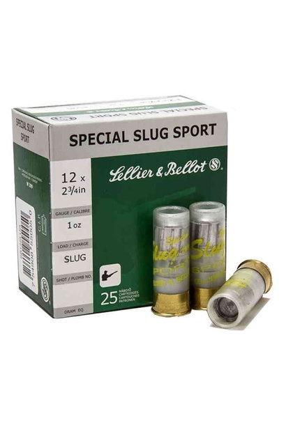 Sellier & Bellot Special Slug Sport 28g 12