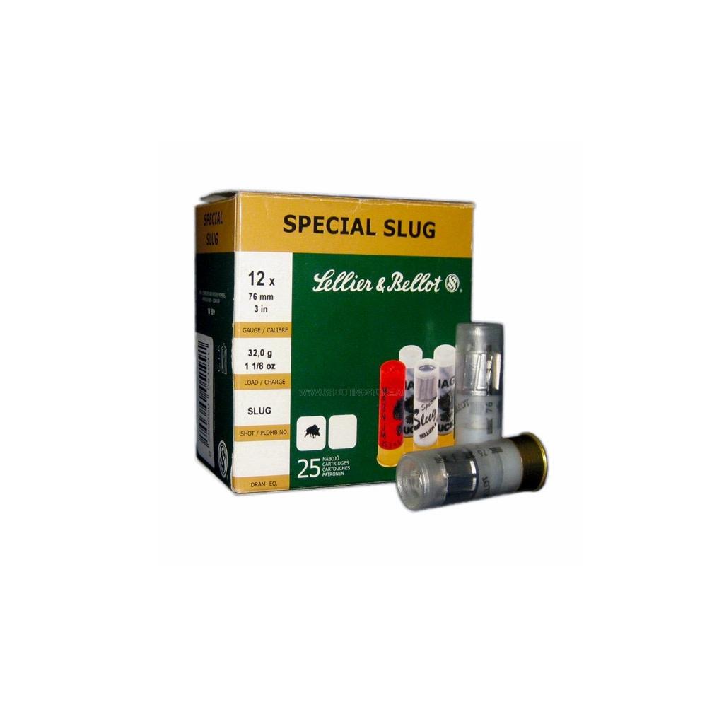 Sellier & Bellot Special Slug 32g 12/67.5-1