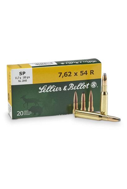 Sellier & Bellot FMJ 7,62x54R 180gr