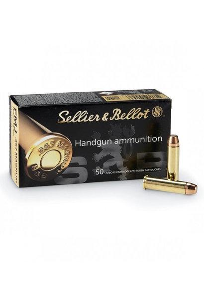 Sellier & Bellot FMJ 158gr. .357 Magnum