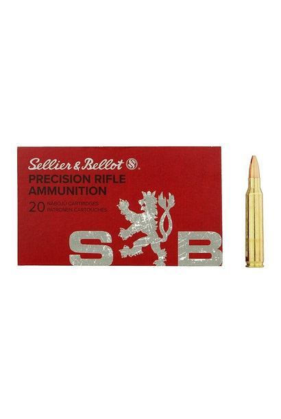 Sellier & Bellot HPBT 175gr. .308 WIN