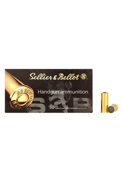 Sellier & Bellot WC 100gr. .32 S&W Long
