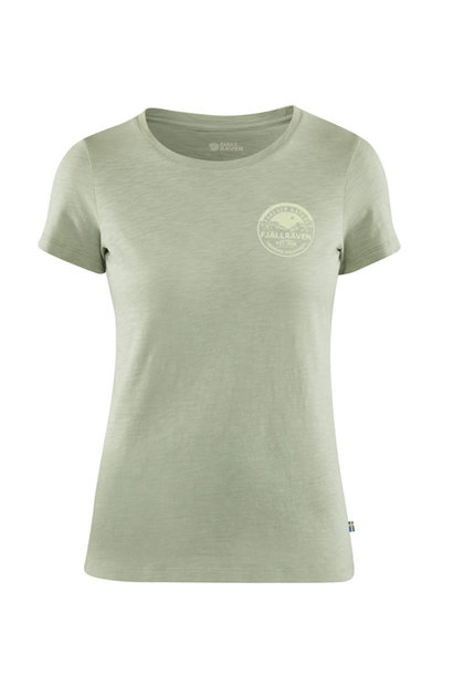 Fjällräven Forever Nature Badge T-Shirt - Light Olive