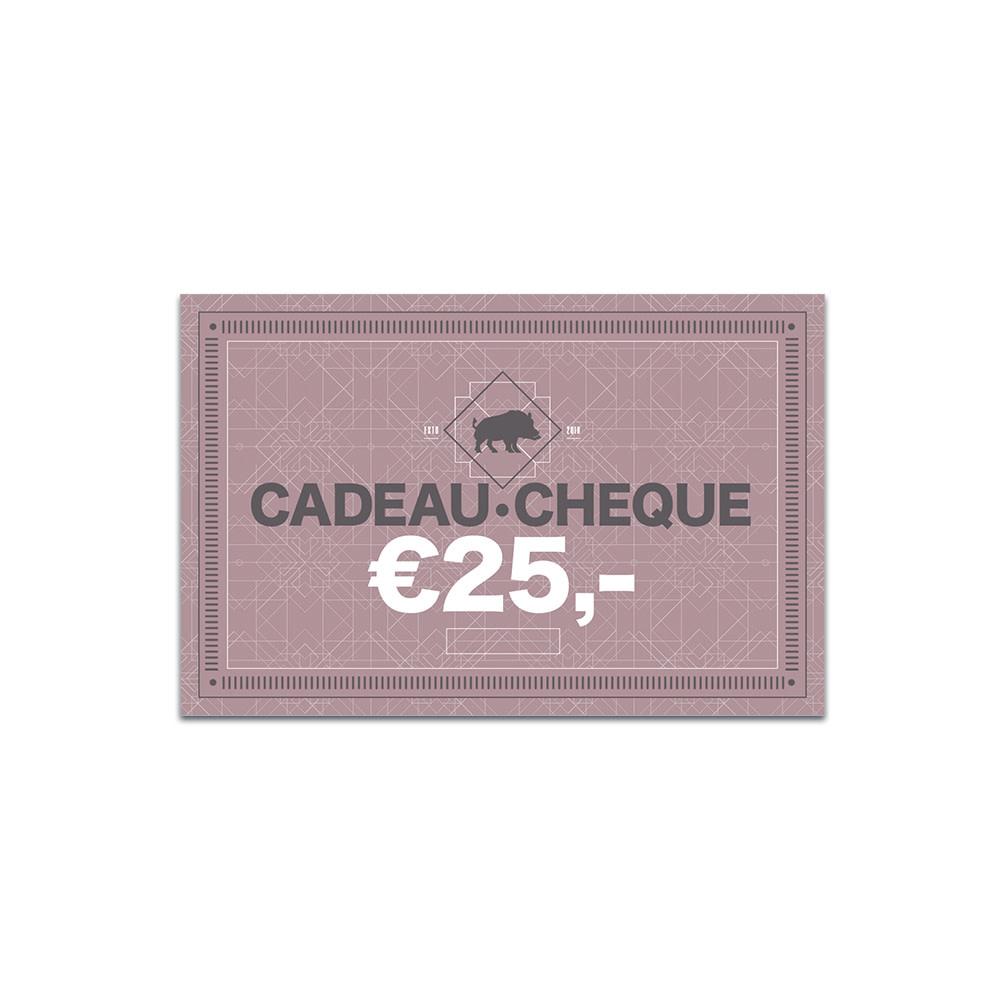 Cadeaubon 25 Euro-1