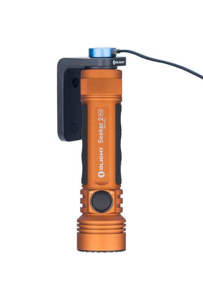 Olight Seeker 2 Pro Orange + L-Dock Limited Edition