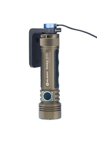 Olight Seeker 2 Pro Tan + L-Dock Limited Edition