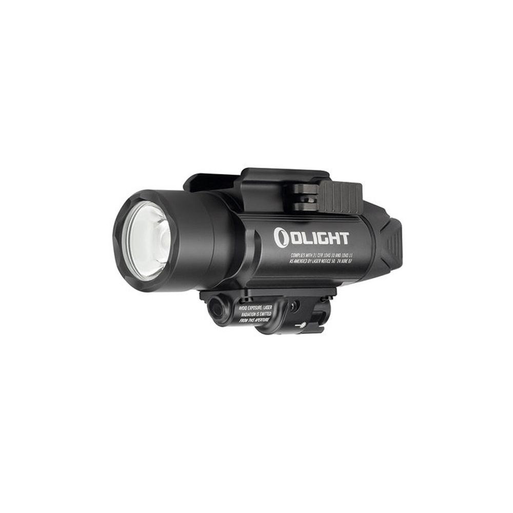 Olight Baldr Pro Zwart Wapenlicht Inclusief Groene Laser-1