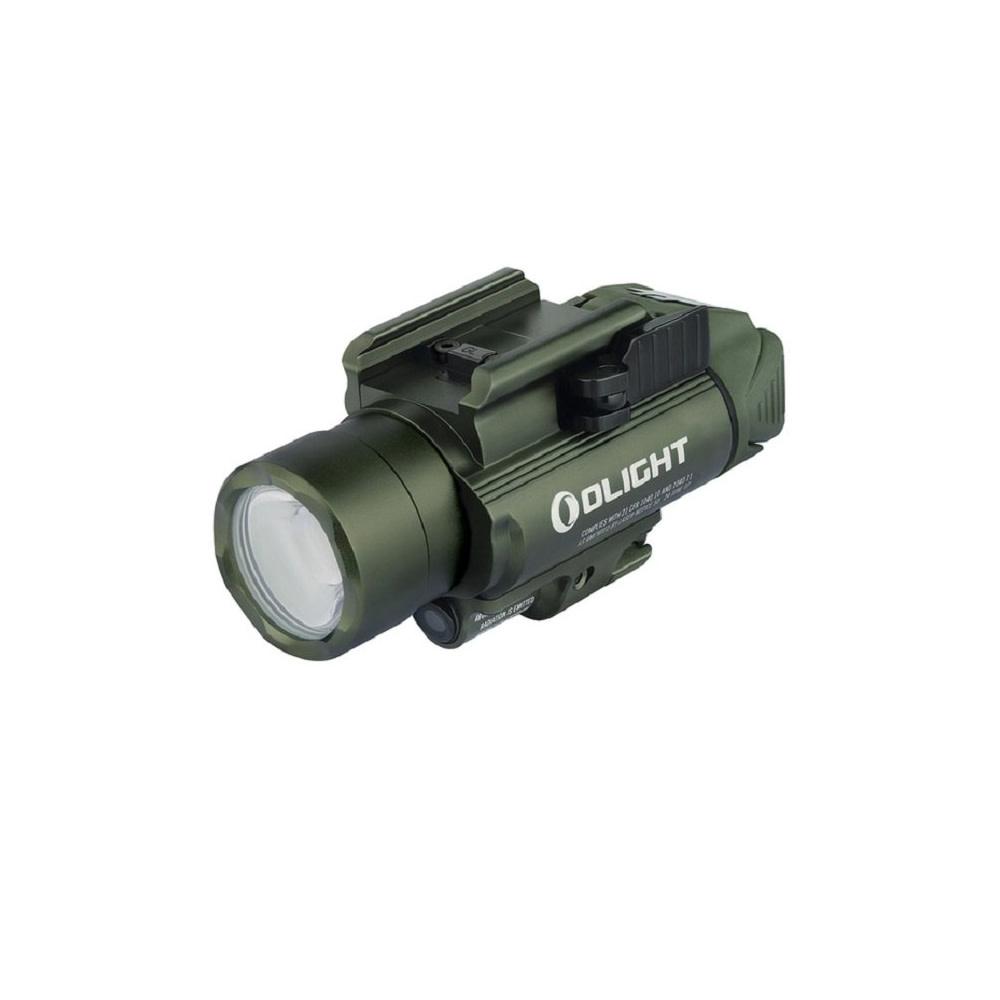 Olight Baldr Pro OD Groen Wapenlicht Inclusief Groene Laser-1