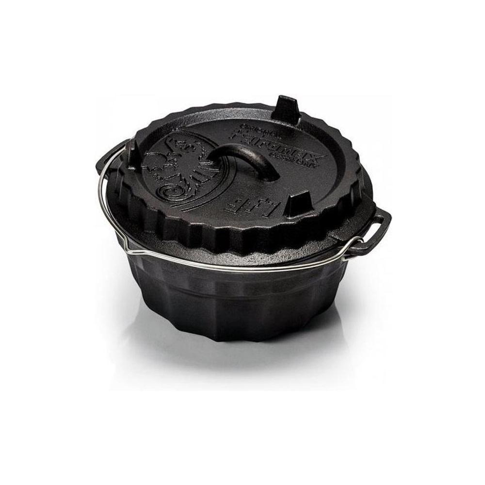 Petromax Gietijzeren Cake Pan Rond-1