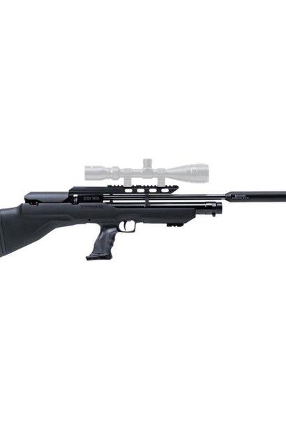 Weihrauch HW 100 Bullpup (310mm) .22Kal/5.5mm - Incl. Demper