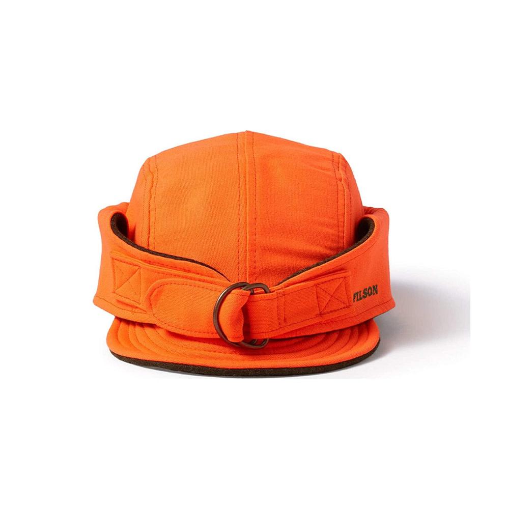 Filson Big Game/Upland Hoed - Blaze Oranje-1