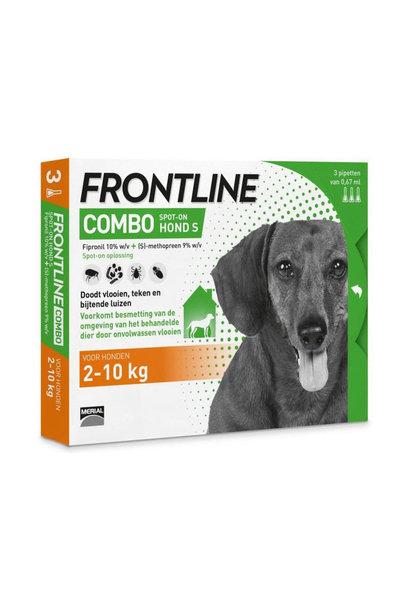 Frontline Combo S 3 x 0.67ml