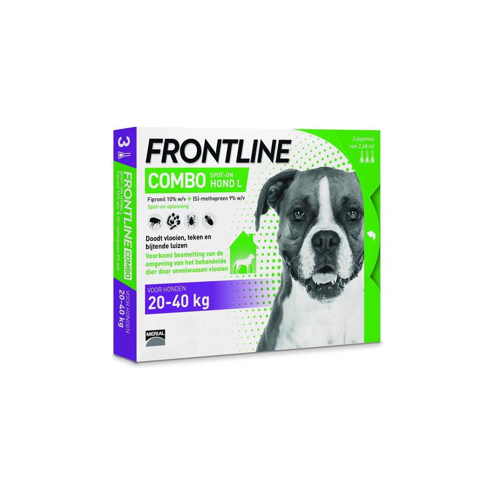 Frontline Combo L 3 x 2.68ml-1