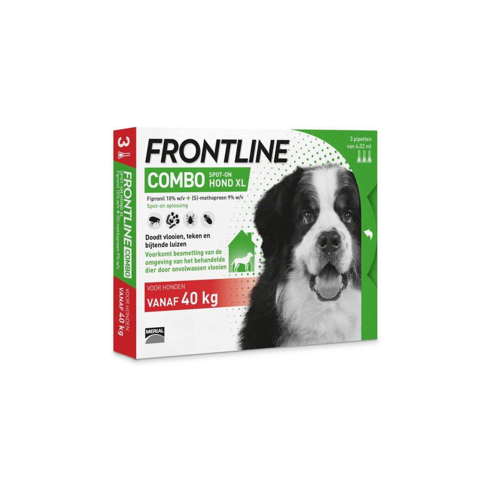 Frontline Combo XL 3 x 4.02ml-1