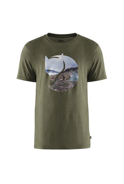 Fjällräven Gädgaureh '78 T-Shirt Green
