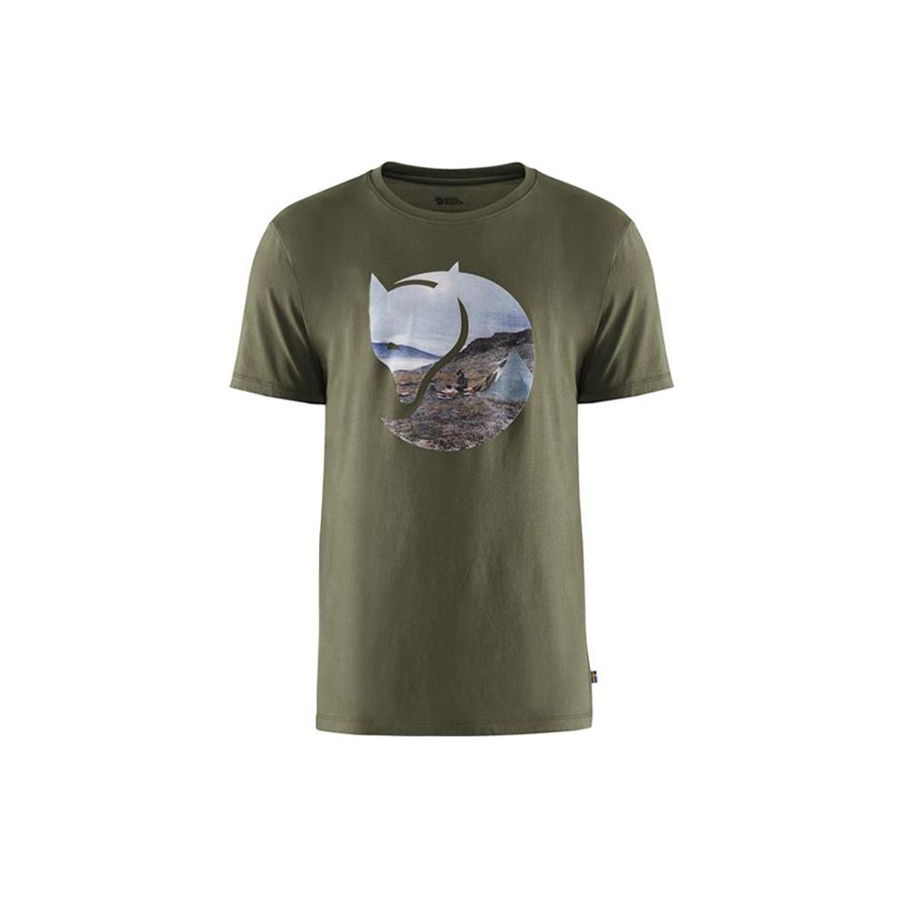 Fjällräven Gädgaureh '78 T-Shirt Green-1