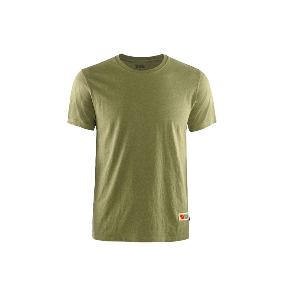 Fjällräven Vardag T-Shirt  - Green-1